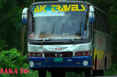 AK Travels Online Bus Ticket and All Counter Contact Number of AK Travels