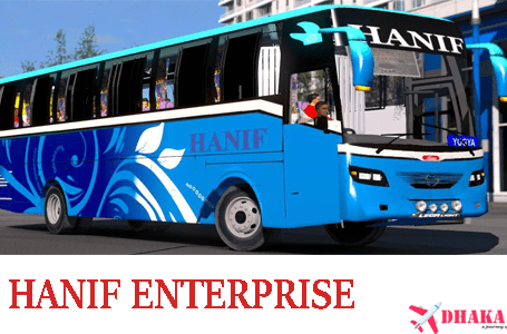 Hanif Bus Counter Phone Number – Dhaka to All Bangladesh