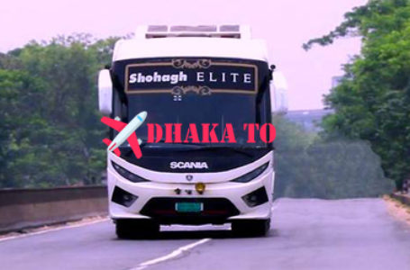 Shohag Bus Online Ticket and All Counter Number of Shohagh Paribahan Bus