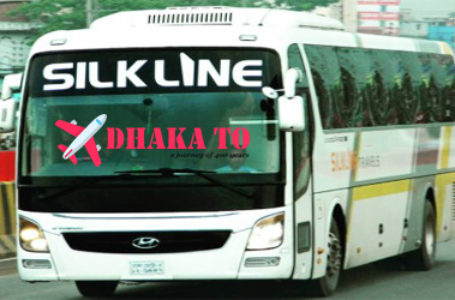 Silk Line Online Ticket and Counter Number of Silk Line Bus Service