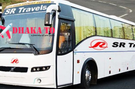 SR Travels Online Ticket Booking and All Contact Number of SR Travels