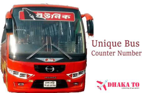 Unique Bus Service – Dhaka to Chittagong, Sylhet, Khulna, Sirajganj, Magura, Cox's Bazar Bus Service