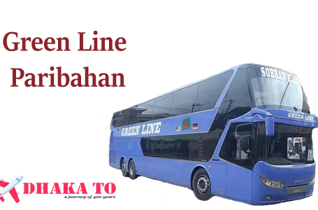 Green Line Paribahan Online Ticket and All Counter Phone Number of Green Line Paribahan