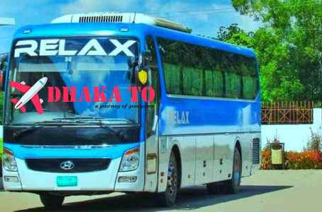 Relax Transport Online Ticket and Counter Number with Arambagh