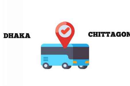 Dhaka to Chittagong Bus Online Ticket Price, Bus Schedule and counter information